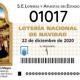 número lotería AUVEA