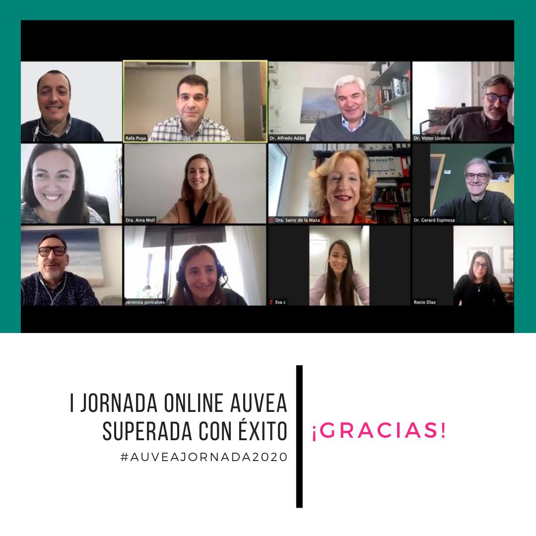 100_Gracias I Jornada Online